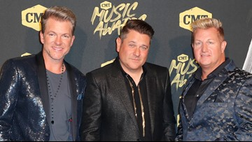 Country group Rascal Flatts bringing farewell tour to Michigan in 2020