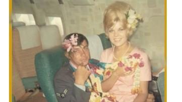 Vietnam veteran and 'air hostess' reunite 52 years after memorable photo