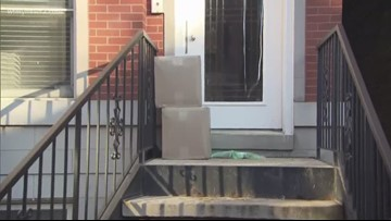 Tips to outsmart porch pirates over the holiday season