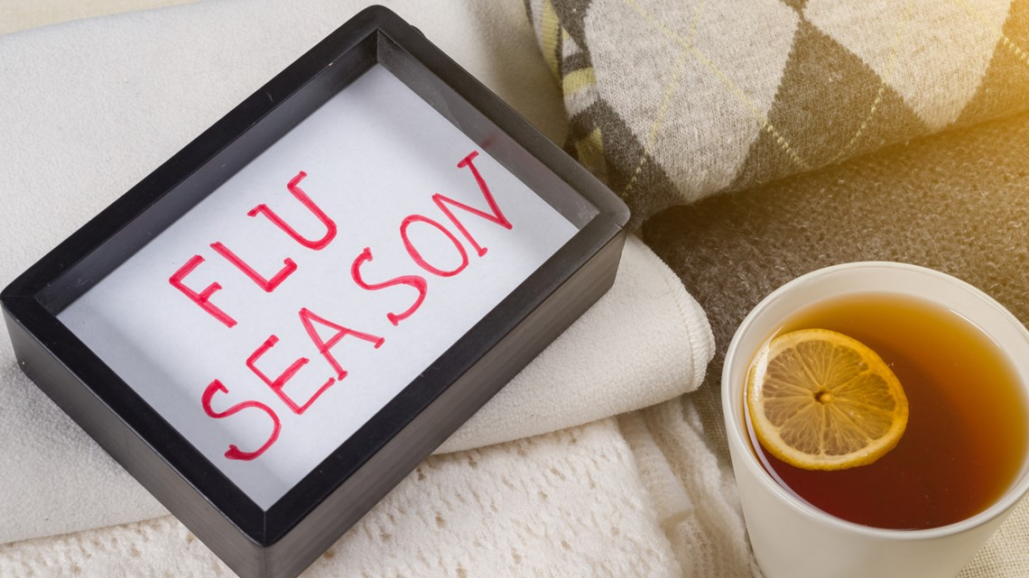 VERIFY: You can spread the flu before you even feel sick