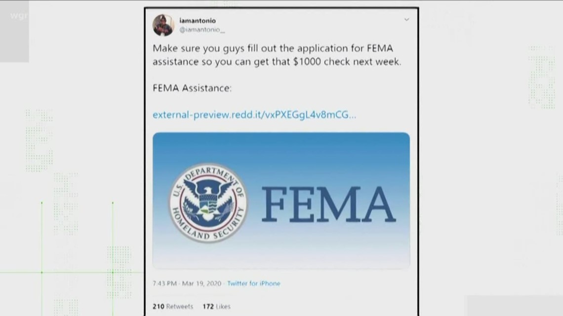 BBB warns of stimulus check scams on social media thumbnail
