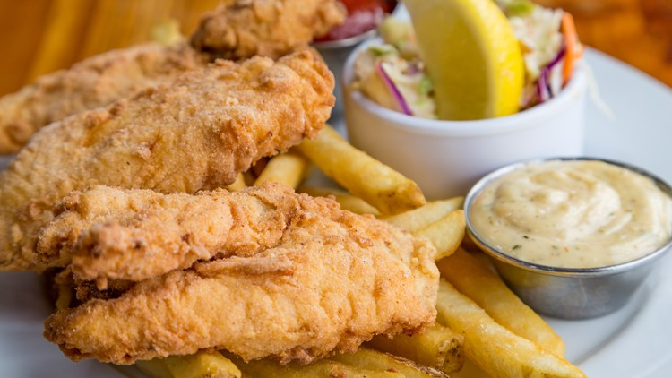 St. James Catholic Church in Montague wins 2021 13 OYS Fish Fry Frenzy