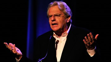 Jerry Springer slams President Trump: 'He took my show and brought it to the White House'