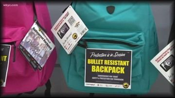 Putting bulletproof backpacks to the test