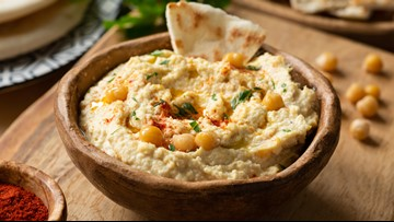 Dozens of hummus products recalled nationwide amid Listeria concerns