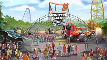 Cedar Point reveals surprise new attraction for 2019: Monster Jam Thunder Alley