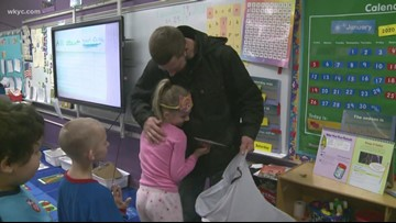 Cleveland teacher makes sure every student gets gift for Christmas