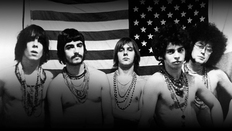 MC5 2020 Rock and Roll Hall of Fame induction nominee