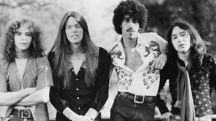 Thin Lizzy 2020 Rock and Roll Hall of Fame induction nominee
