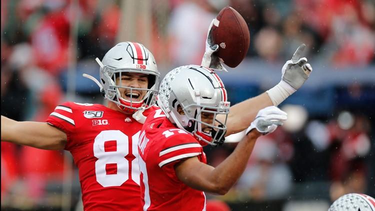 Wisconsin Ohio St Football