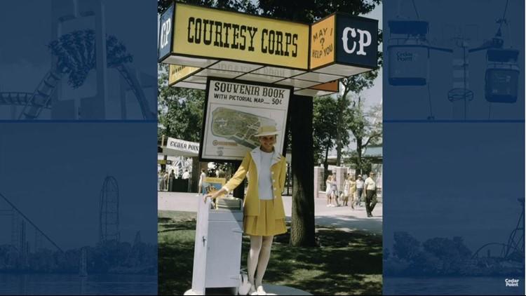 Cedar Point Courtesy Corps