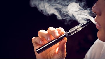 Michigan health officials investigating 2 lung illnesses possibly connected to vaping