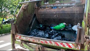 South Carolina worker heard screams, found woman in trash compactor