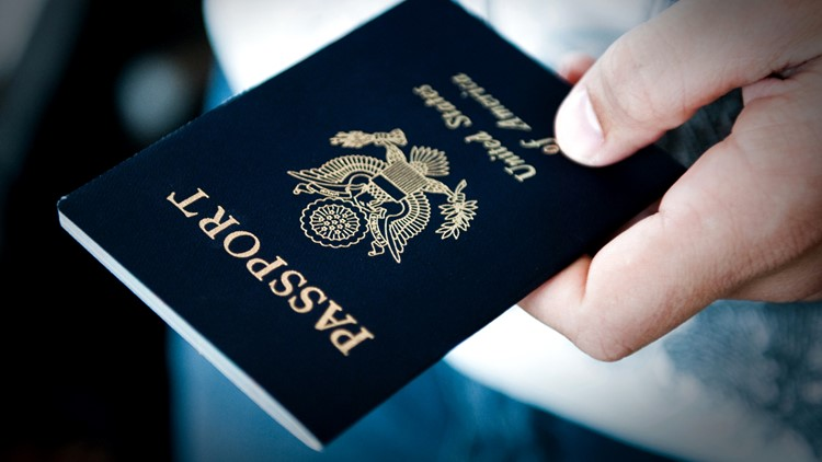 Passport wait times up to five months long