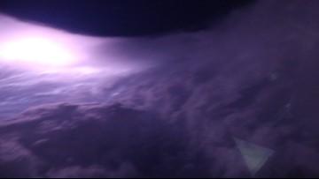 Hurricane Hunters capture breathtaking photos from the eye of Dorian