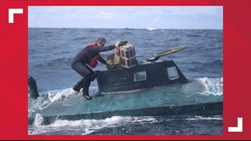 Jacksonville-based Coast Guard intercepts over 12,000 pounds of cocaine worth $165 million