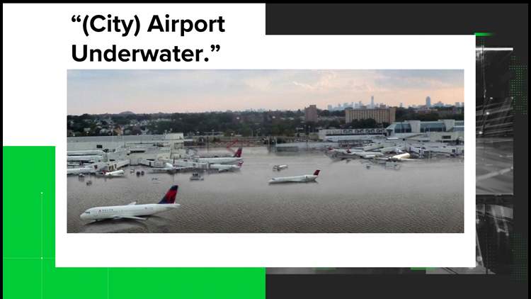 VERIFY: Fake airport picture