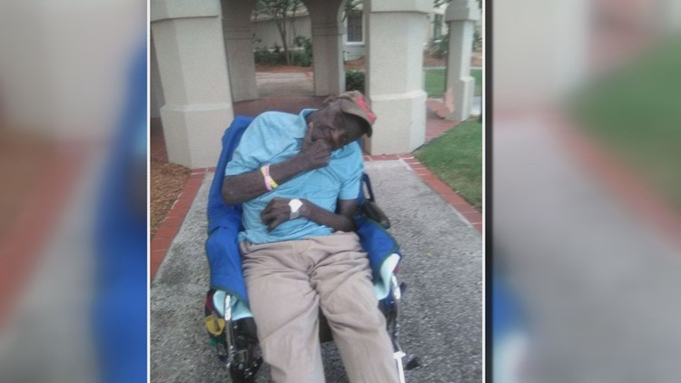 Woman says nursing home staff put coffee grounds under dad's bed to hide smell from wound