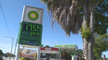 BP, Amoco gas stations offering 50 cents off per gallon to first responders, health care workers