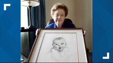 Original Gerber baby celebrates 93rd birthday