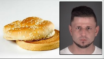 Man gets into drunken fight after getting Philly cheesesteak with a sesame seed bun, deputies say