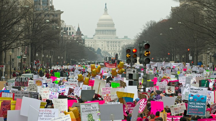Womens March Washington