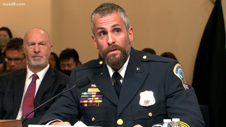 'All of them were saying: Trump sent us' | In first testimony, officers say no confusion about who sparked Capitol riot