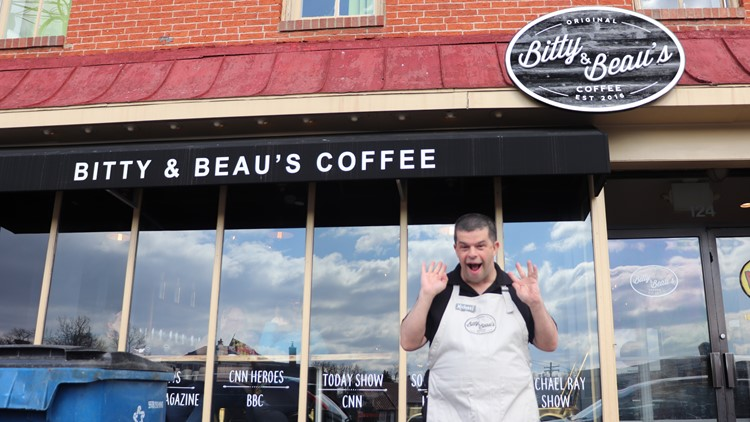 COVID-19 stimulus loan helped Maryland coffee shop rehire employees with special needs
