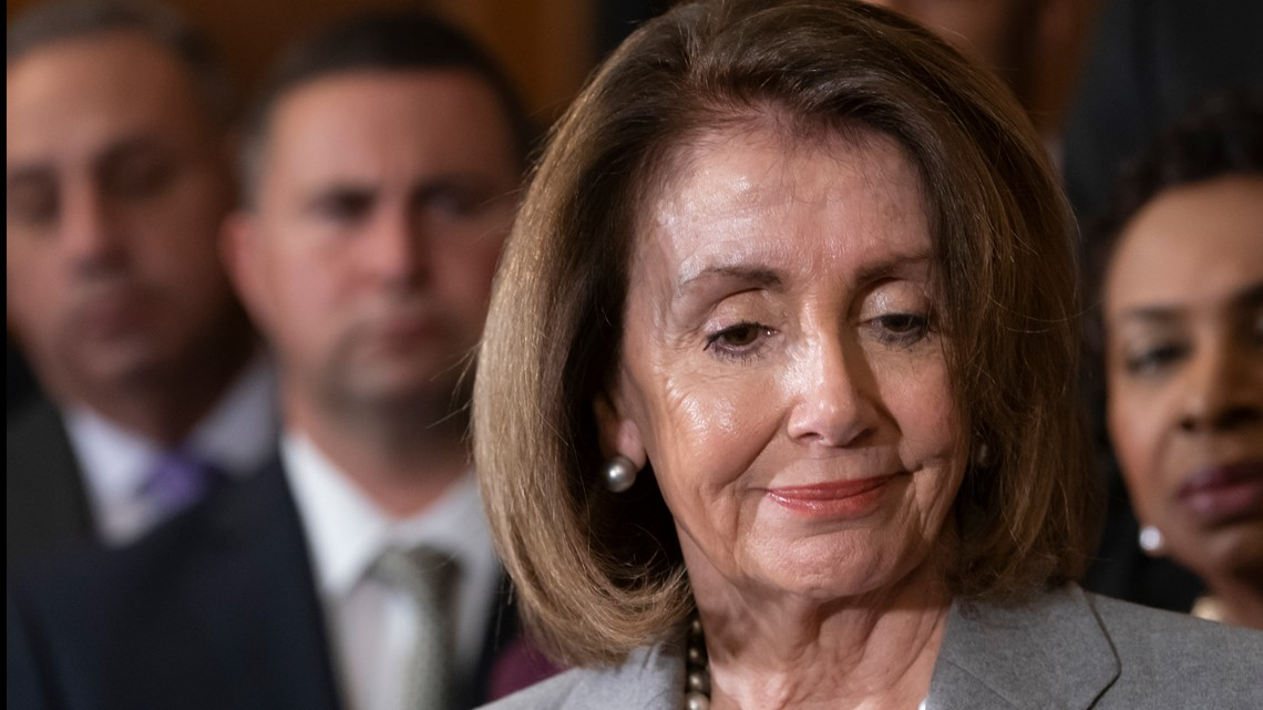 VERIFY: No, Nancy Pelosi did not divert billions from Social Security to fund Trump's impeachment hearings