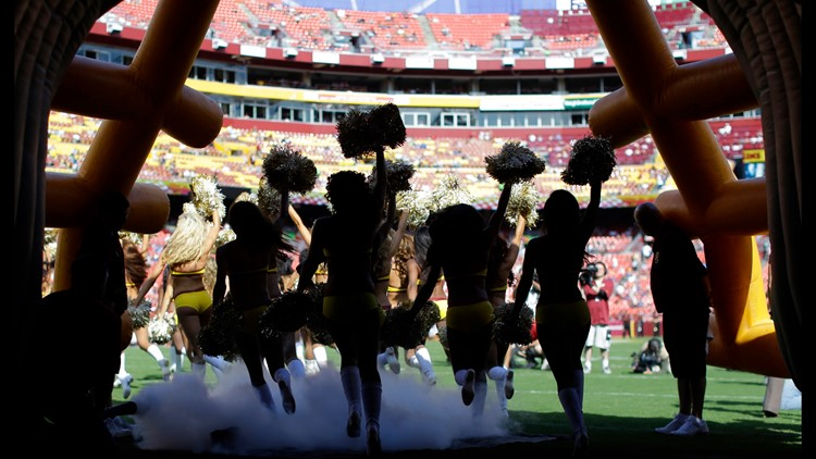 Sources: Washington Football pauses cheerleading program; director removed from position amid NFL's sexual harassment investigation