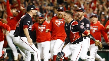 Here's how much money the World Series teams could each take home