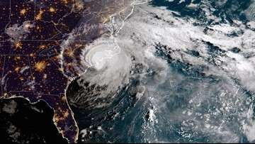 Hurricane names Florence, Michael retired by the World Meteorological Organization