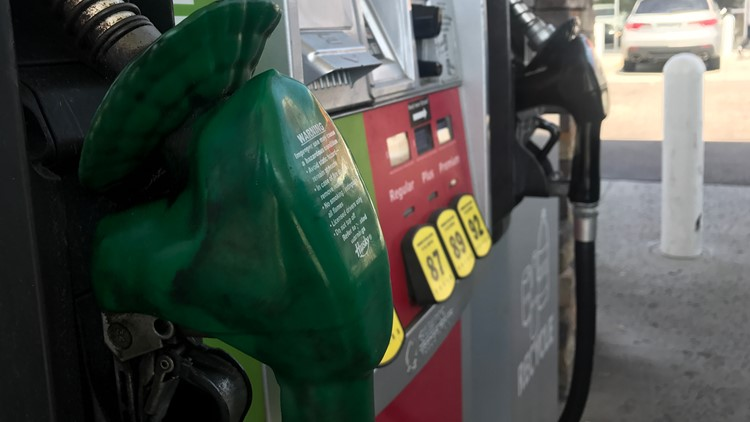 Prices at the pump are down, even as we head into the prime of summer driving season