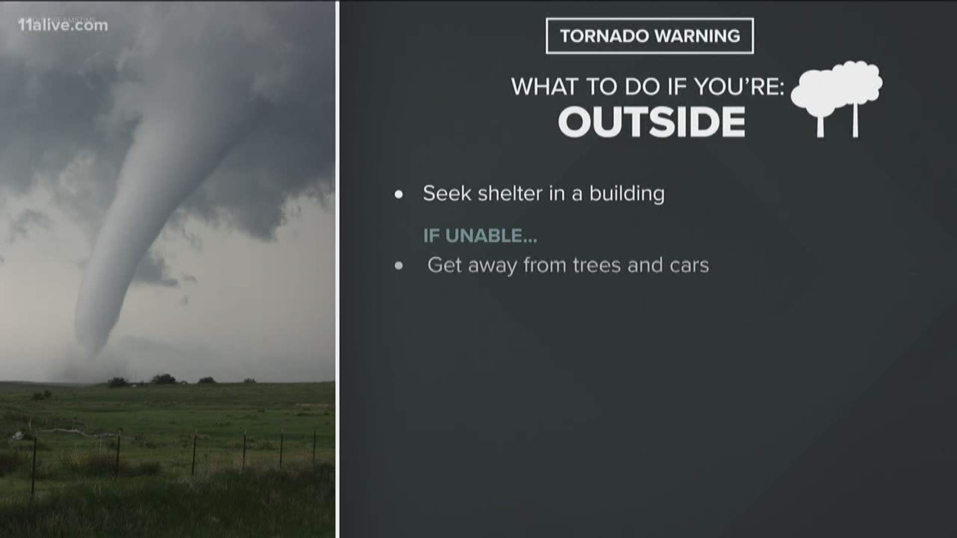 safety tips what to do during tornado warning wzzm13