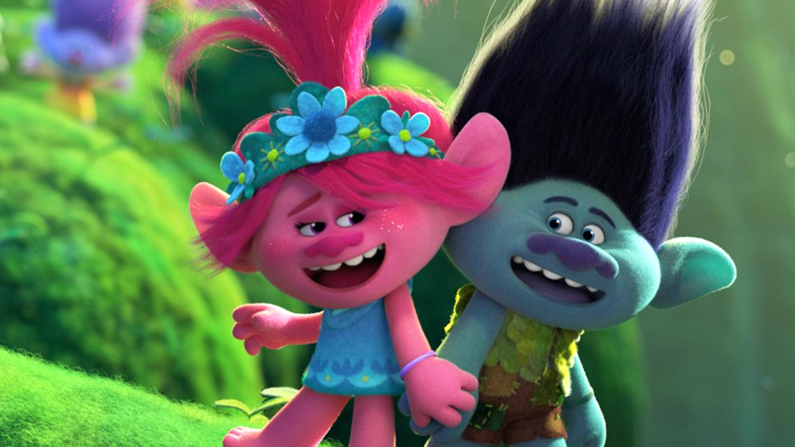 Trolls doll pulled over complaints it promotes child abuse