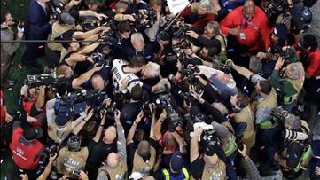 Media bombard Tom Brady after Super Bowl 53 win