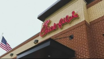 UK's first Chick-fil-A closes 1 week after opening after facing pressure from protesters