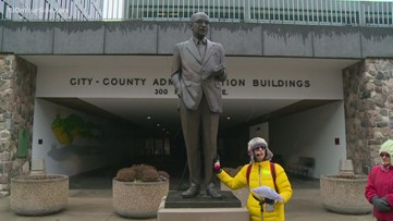 Black History Month walking tours in Grand Rapids