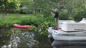 2 dead after apparent kayaking accident in southern Michigan