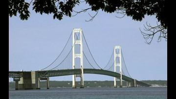 Enbridge says gap opens beneath Great Lakes oil pipeline