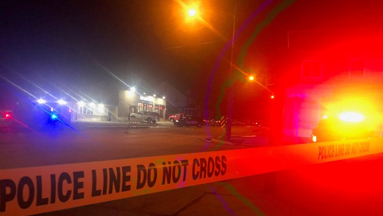 Miss Tracy's Liquor Store shooting