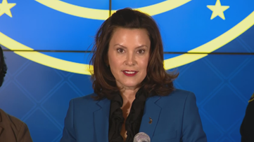 Whitmer orders temporary ban on gatherings and events of more than 250 people