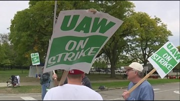 3 Flint UAW workers fired for threats of violence during strike