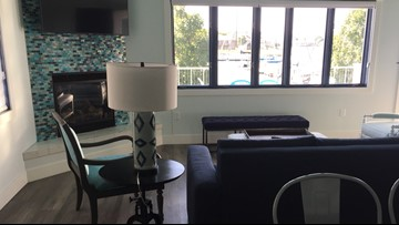 Muskegon's new boutique hotel surrounded by beach and water