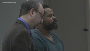 Man resentenced for deadly 2017 stabbing outside Grandville motel