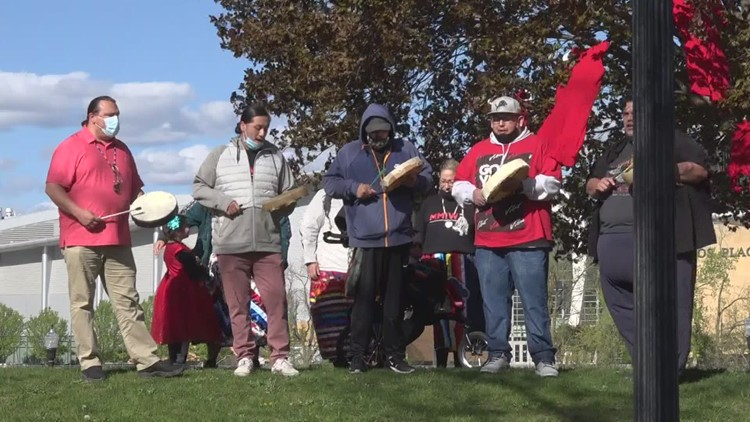 'The system has failed us' | Demonstrators march for missing and murdered Indigenous women