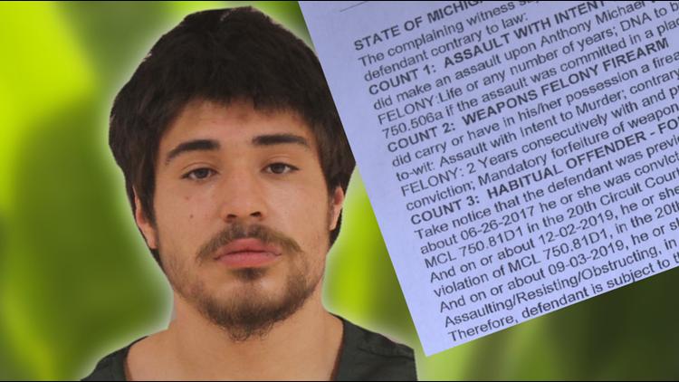 """Sex party'' shooting near Rockford has accused gunman facing life in prison"