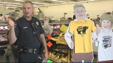 Sobie Meats sells 'Summer of the Bear' shirts after numerous sightings
