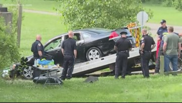 Police ID family who drowned when mother drove car into Kzoo River