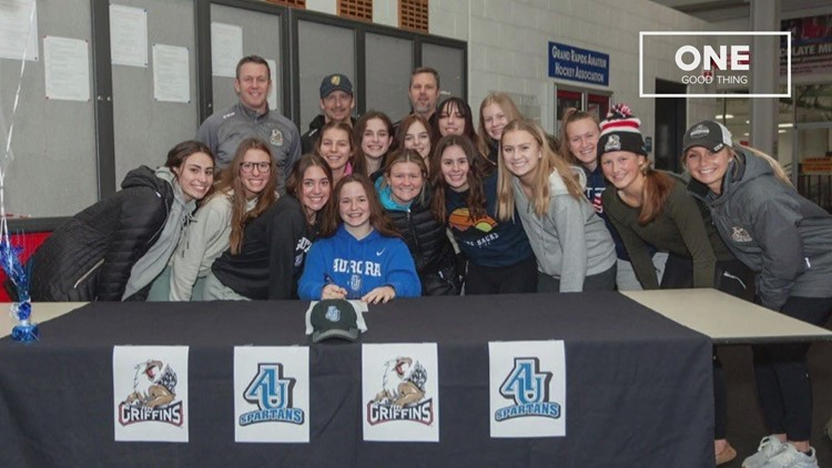 OGT: Local hockey program names new girls director